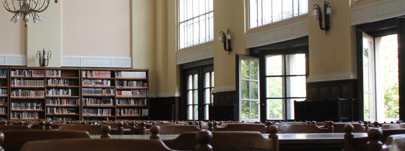Arts and Sciences Library (ASL) | University of Debrecen University
