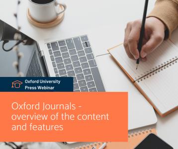 Oxford Journals - áttekintés